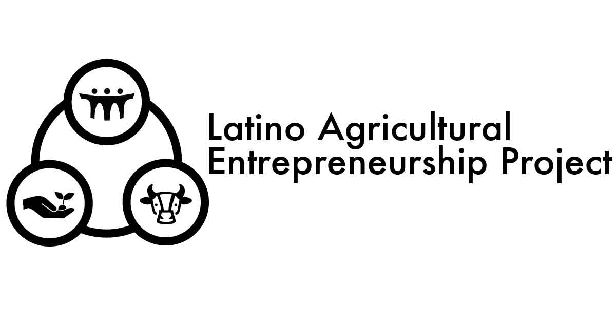Latino Ag Project logo
